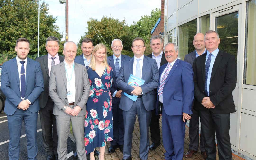 Contract Management Event – NI Water